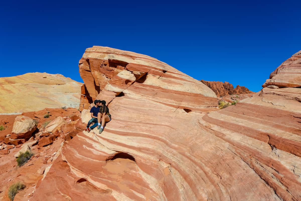 valley of fire state park photos