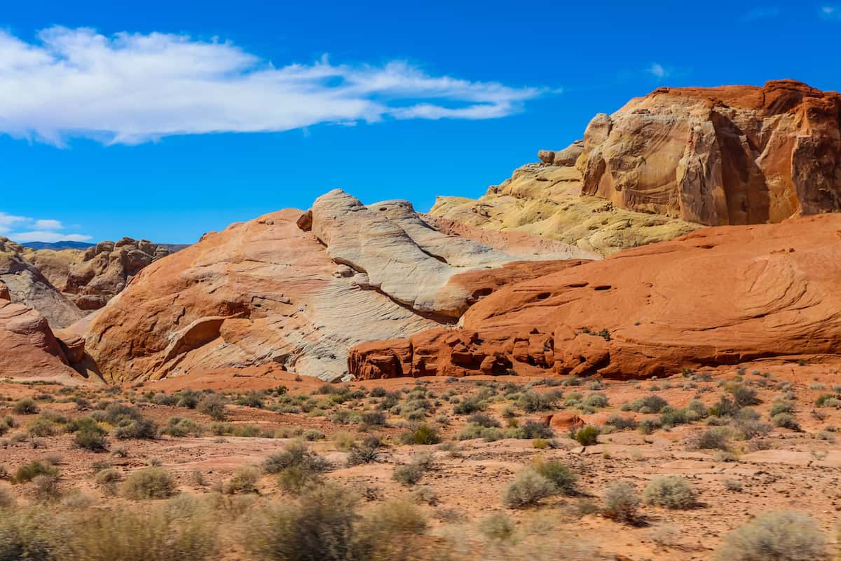 valley of fire photography locations