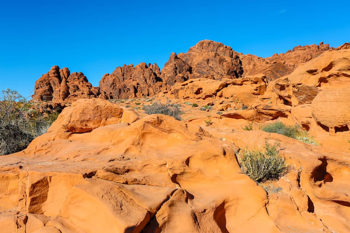 Valley of Fire State Park in nevada