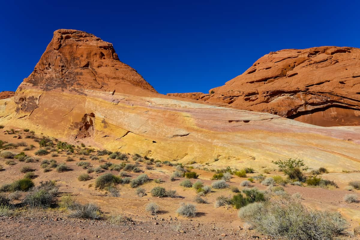 valley of fire state park images