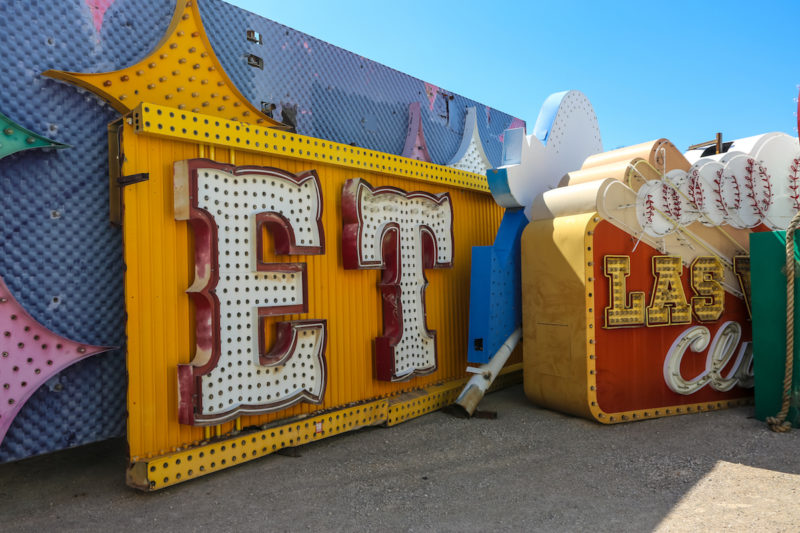 Mejores lugares para visitar en las Vegas