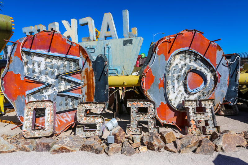 20 Photos To Inspire You to Visit The Neon Museum