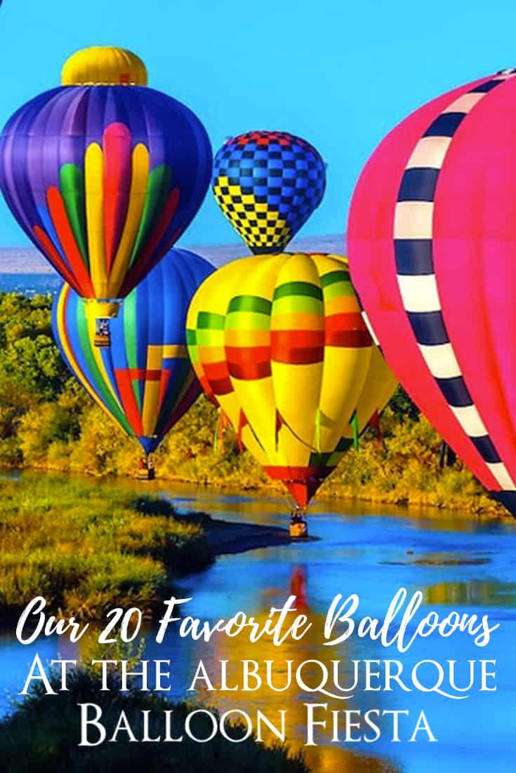 Our 20 Favorite Balloons at the Albuquerque Balloon Fiesta