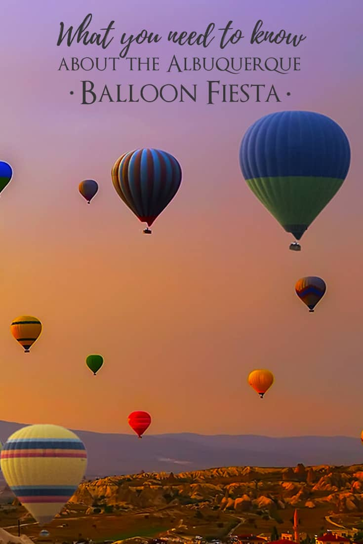 What you need to know about the Balloon Fiesta