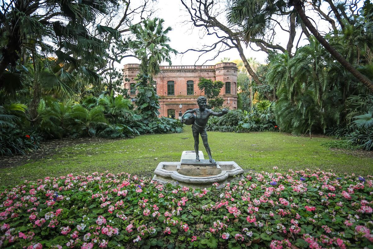 El Rosedal de Palermo o el Jardín Botánico