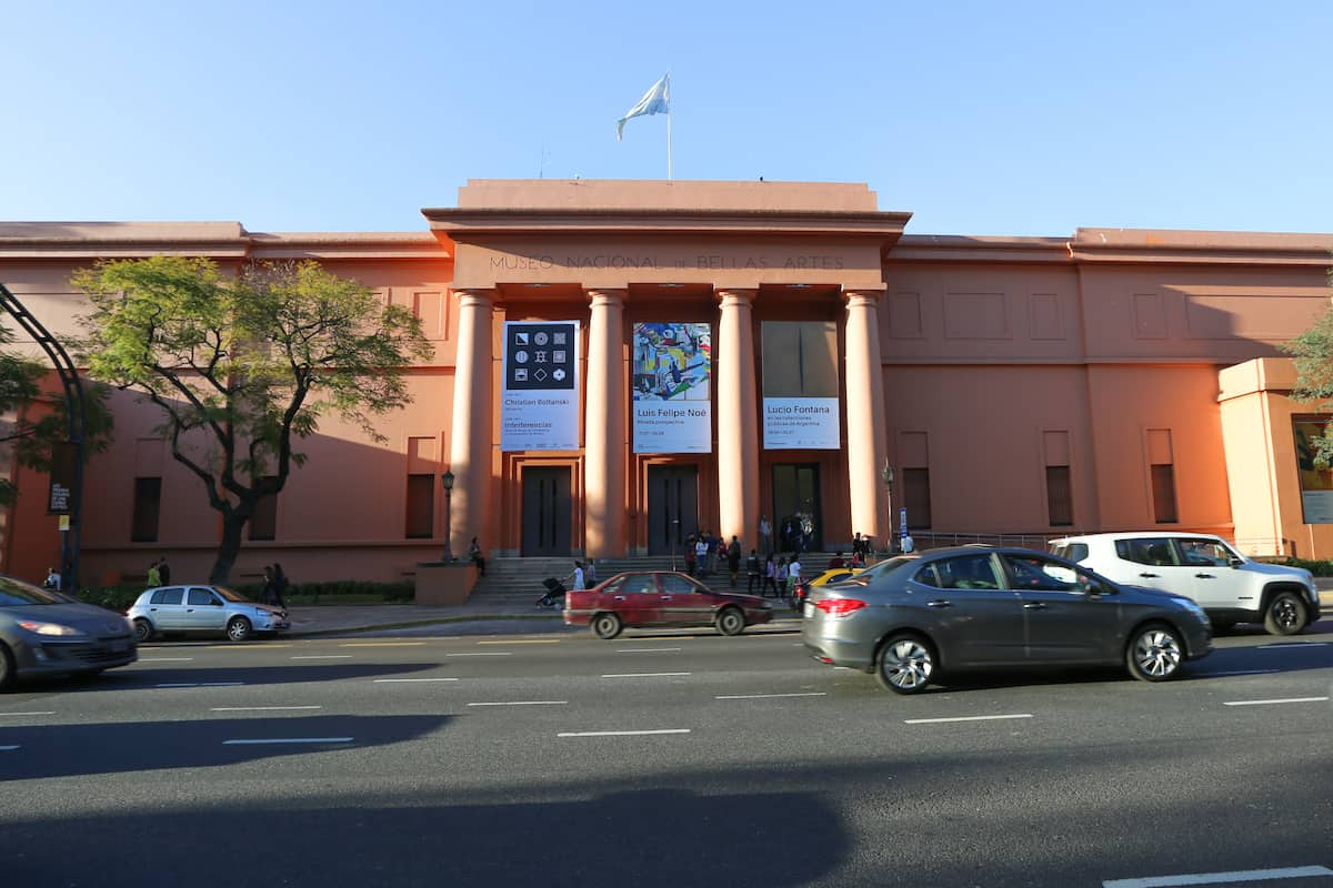 El Museo Nacional de Bellas Artes