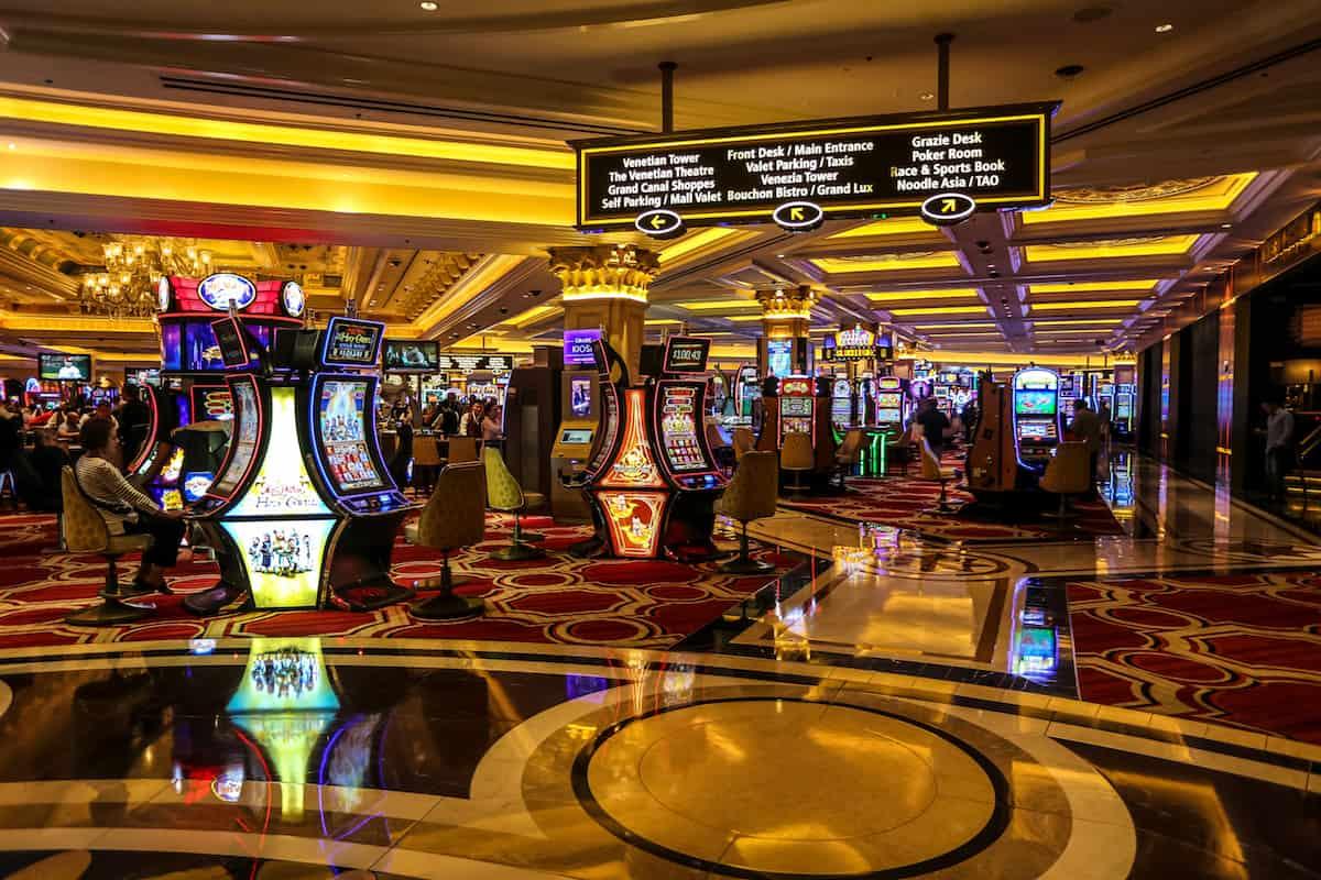 dentro de los casinos de las vegas - Mejores lugares para visitar en las Vegas