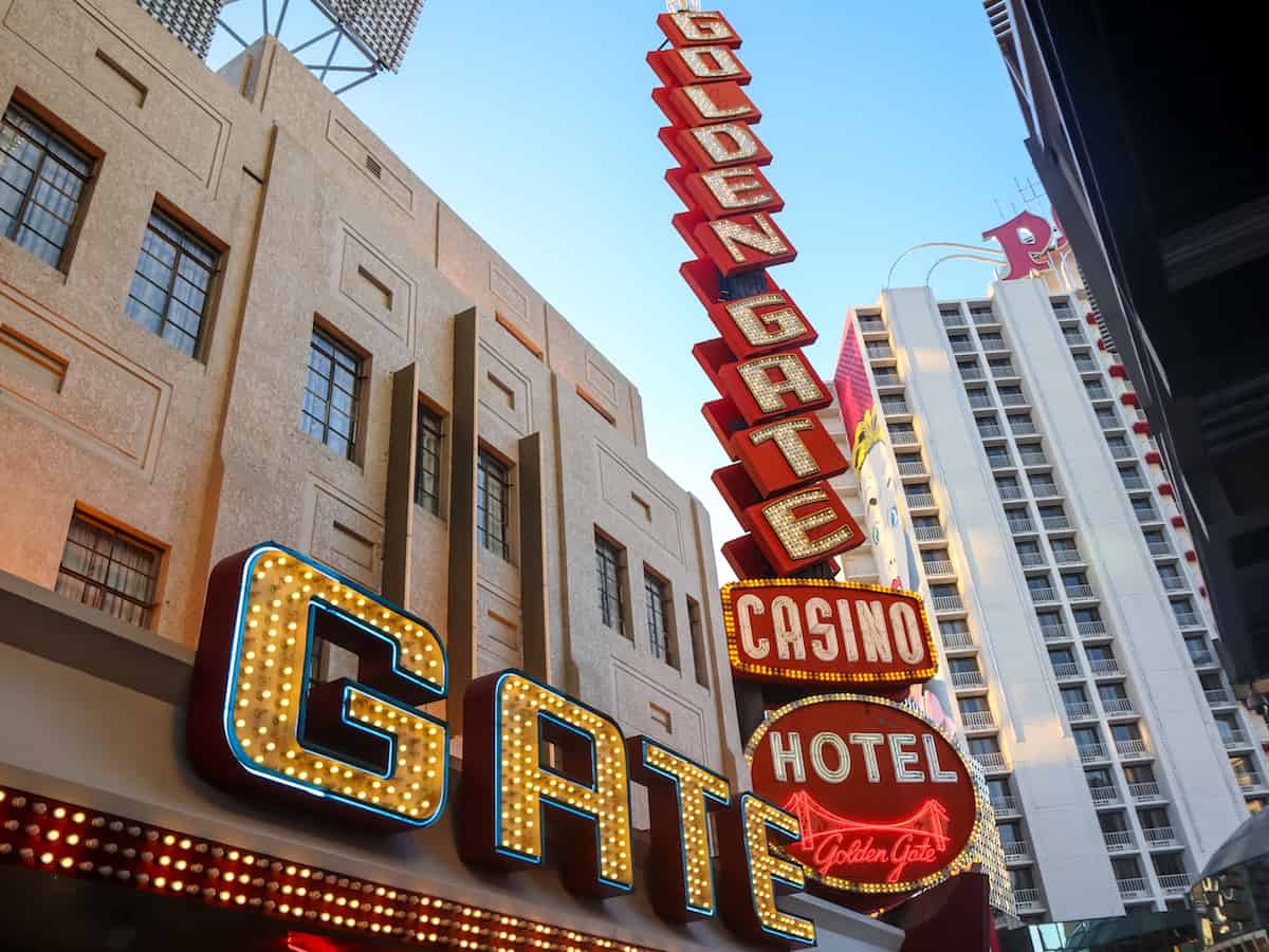 Golden Nugget Fremont St - Mejores lugares para visitar en las Vegas