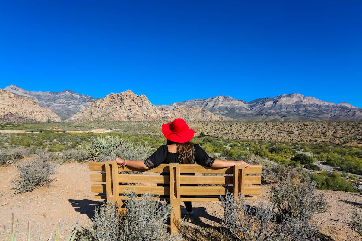 Red Rock Canyon en Nevada