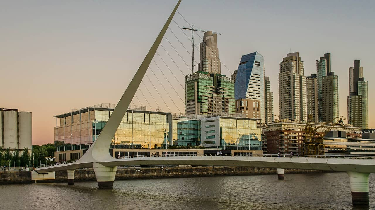 Puerto Madero Neighborhood
