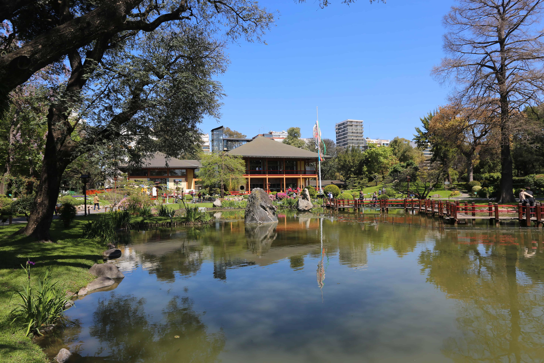 Jardín Japonés de Buenos Aires en Palermo