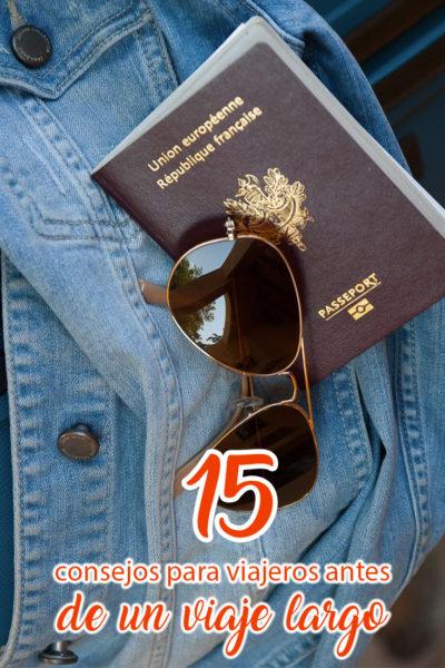 15 consejos para viajeros