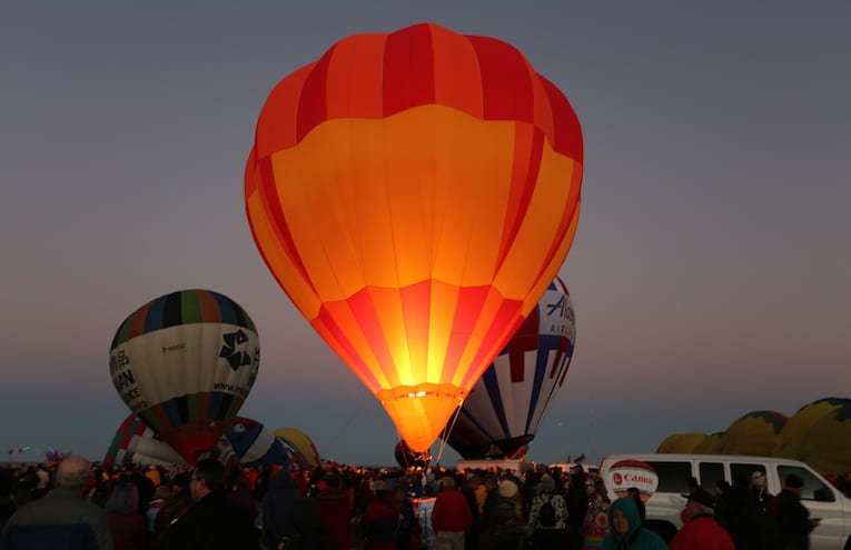 Five Tips to Enjoy the Balloon Fiesta in Albuquerque