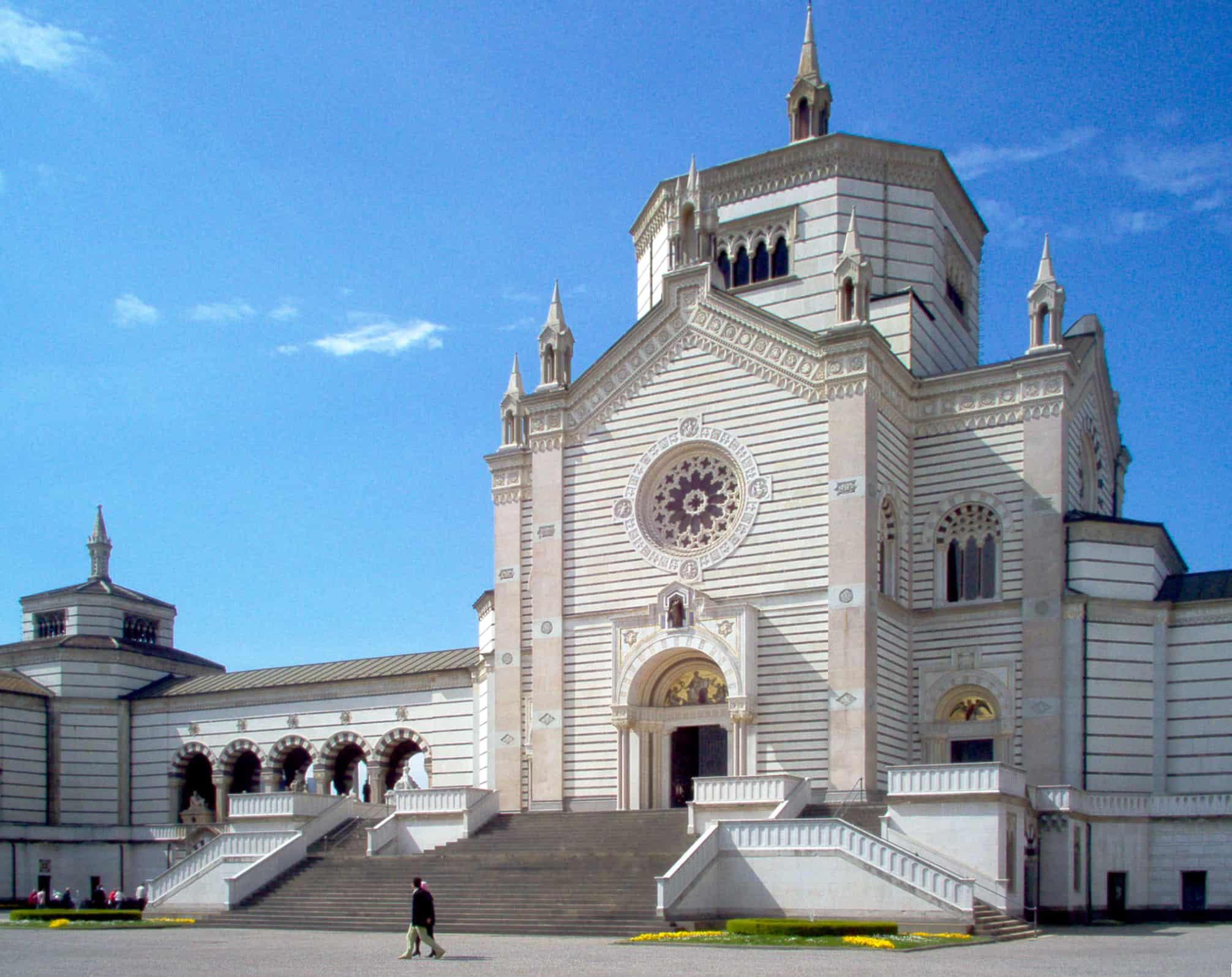 Cimitero Monumentale di Milán