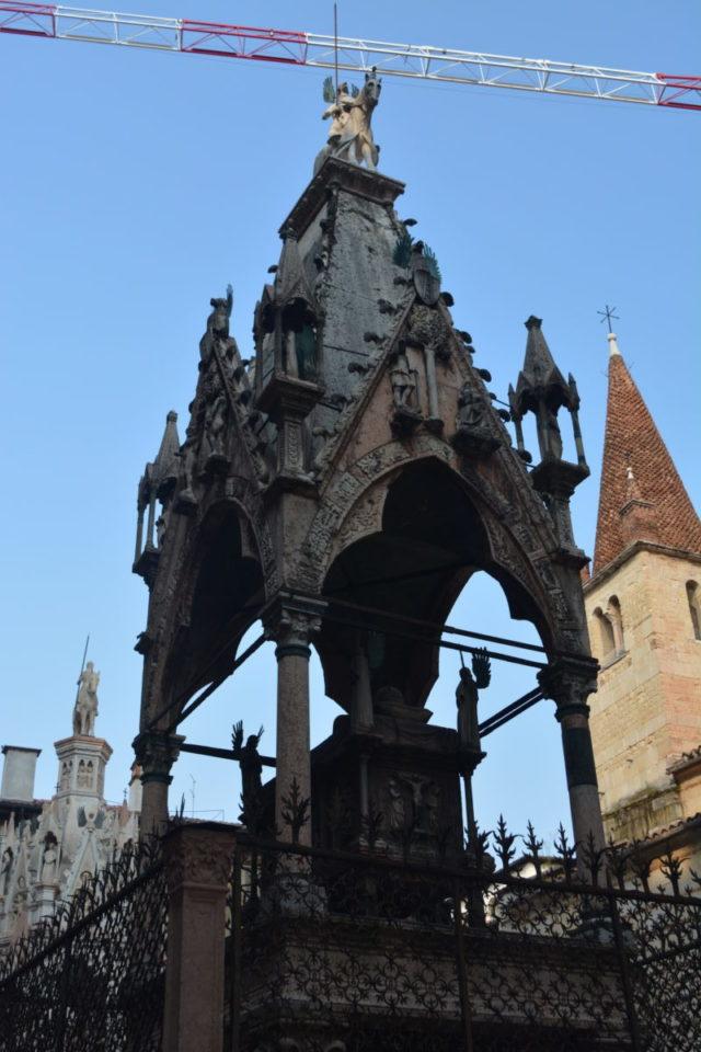 Santa Maria Antica & Scaligeri Tombs