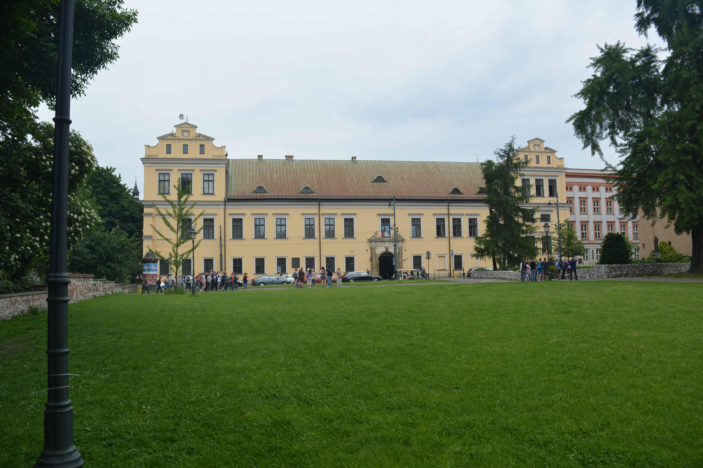 Pałac Biskupi w Krakowie