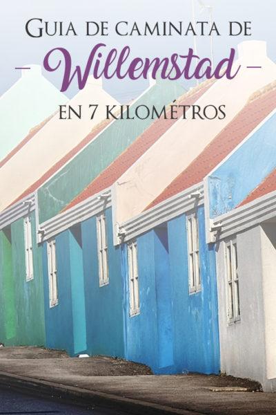 Que hacer en Willemstad Curazao en un día.
