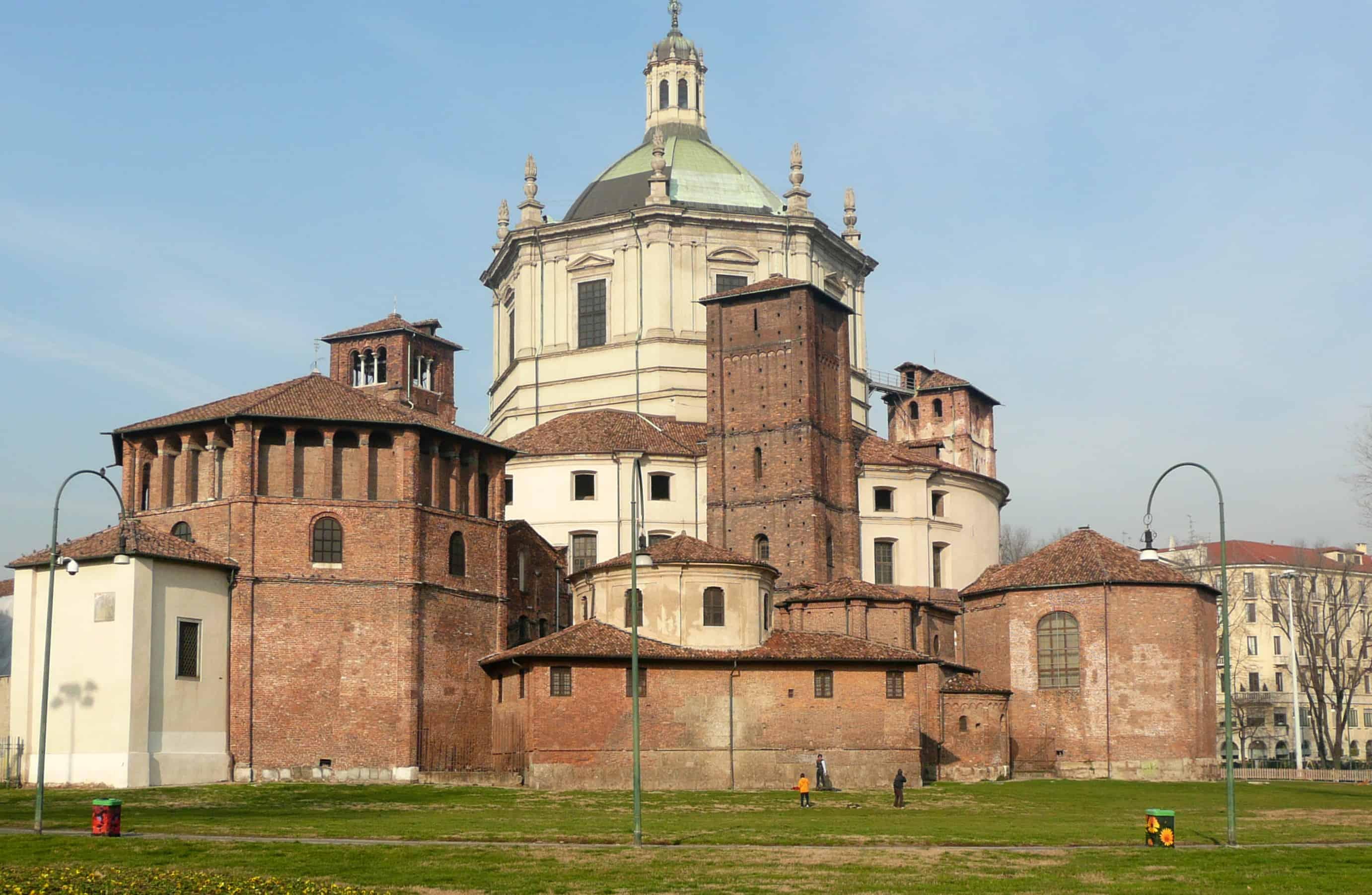 Basílica di San Lorenzo Maggiore