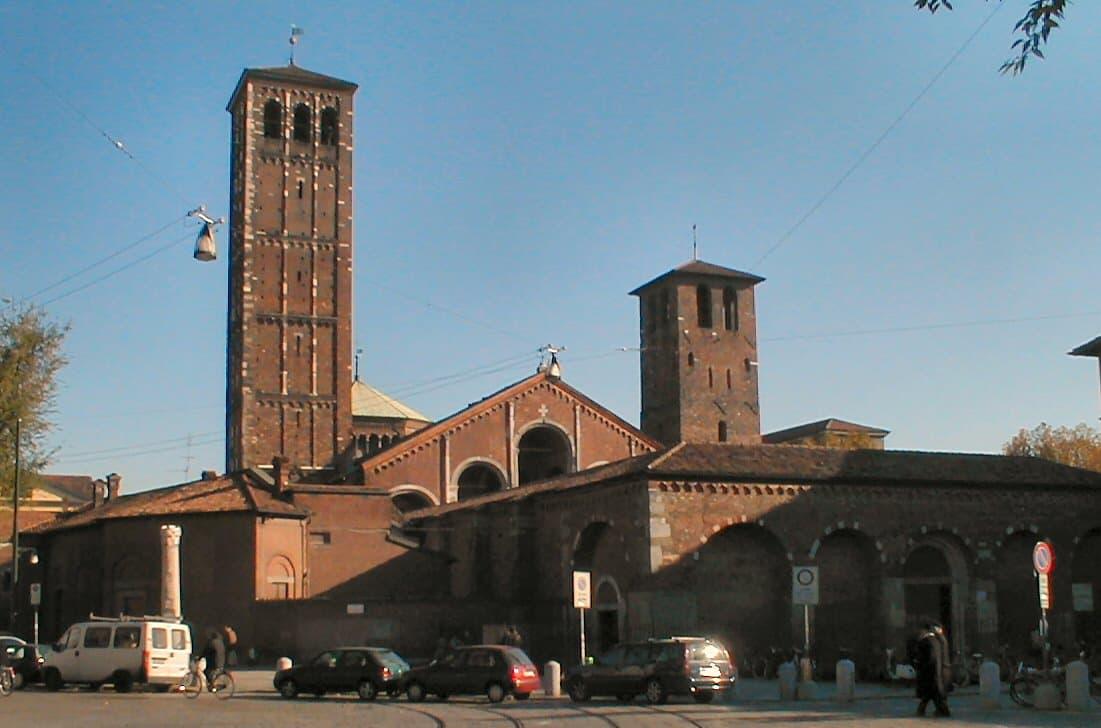 Iglesia - Que ver en Milán