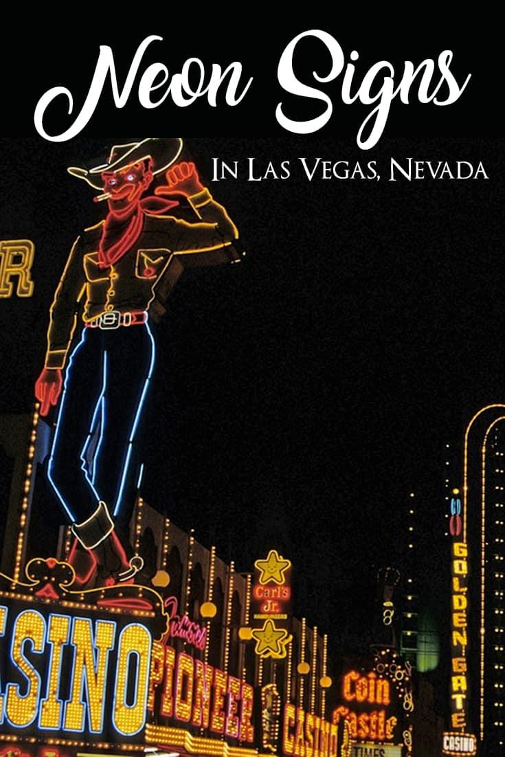 Neon Signs Las Vegas