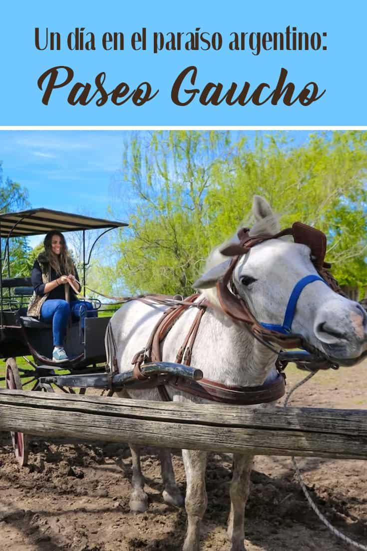 Tour gaucho en día de campo cerca de Buenos Aires