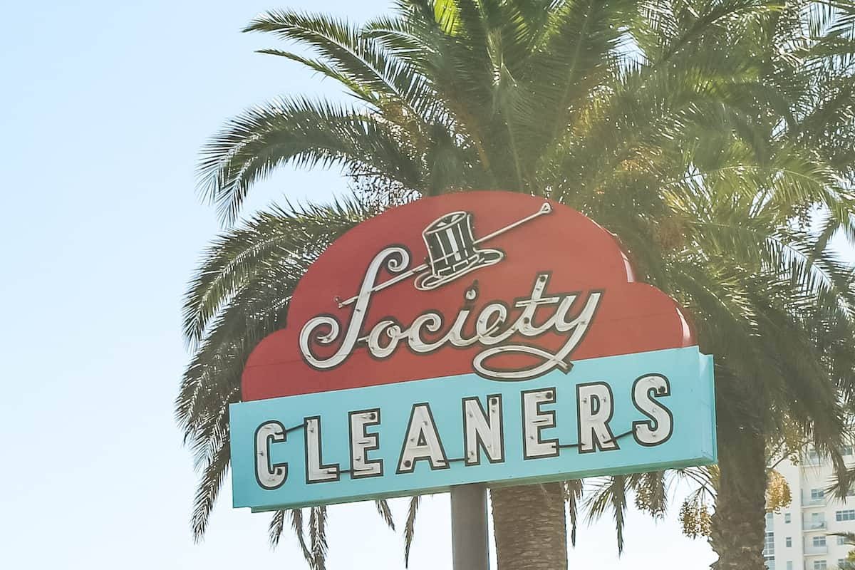 Society Cleaners