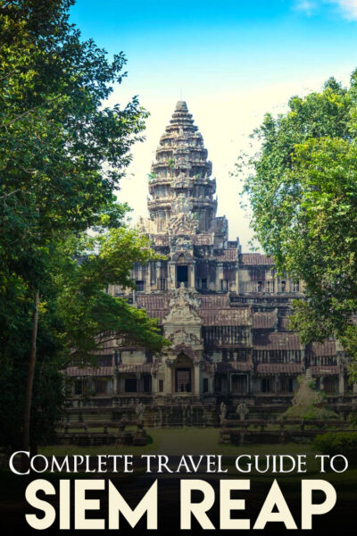Travel Guide Siem Reap