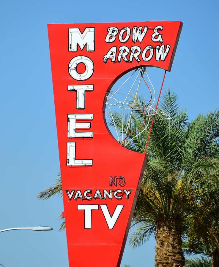 The Bow & Arrow Motel