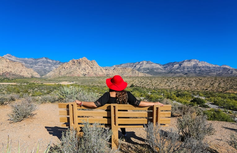 Eight Photos To Inspire You To Visit Red Rock Canyon, Nevada