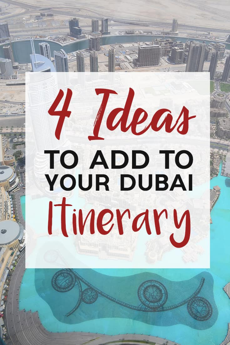 4 day trips from Dubai