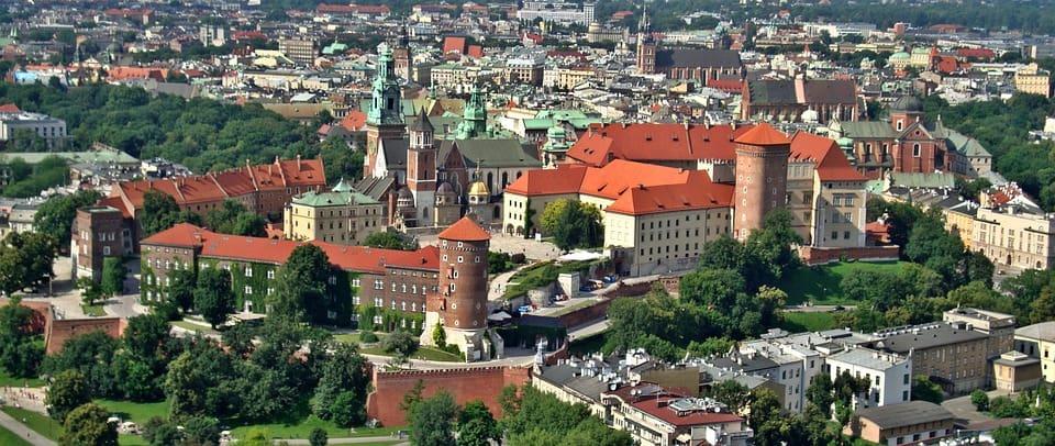 Complejo del Castillo Real de Wawel