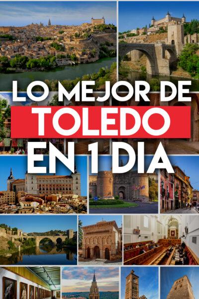 Lo Mejor de Toledo en un día
