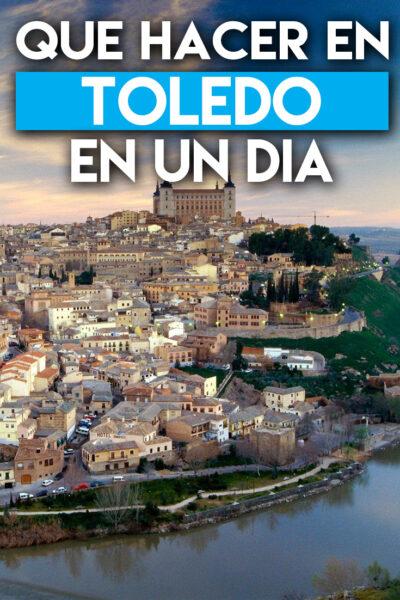 Que hacer en Toledo en un día