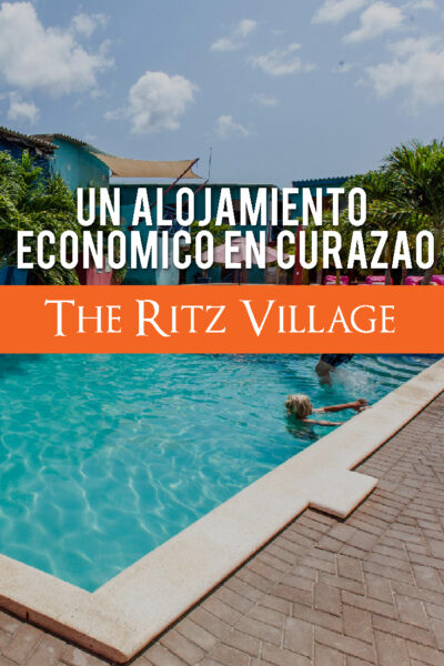 Un alojamiento económico en Curazao