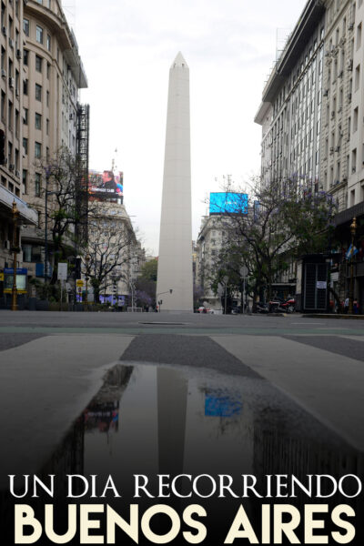 Un día recorriendo Buenos Aires