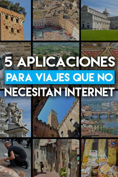 5 apps para viajar que no necesitan internet