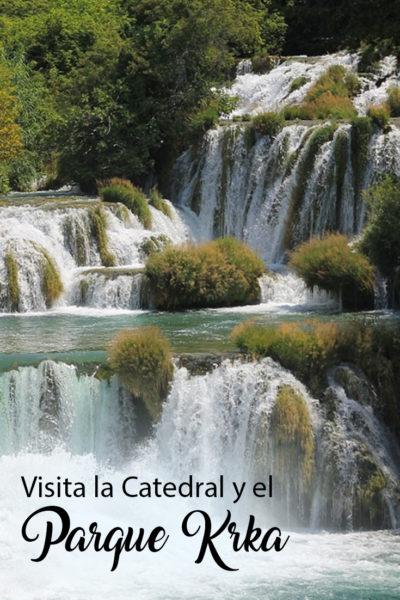 Visita la Catedral y el Parque krka