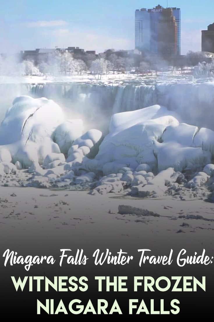 Niagara Falls Winter Travel Guide: Witness the Winter Wonderland of a Frozen Niagara Falls
