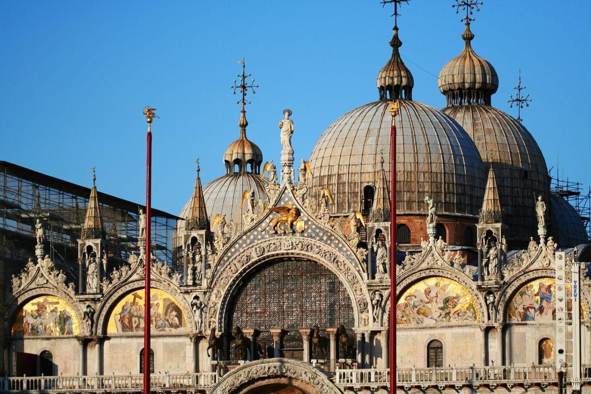 venice-Saint Marco Basilica