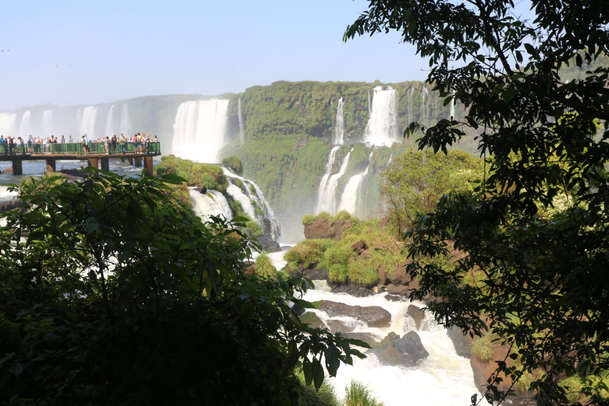 Important notes when visiting Iguazu Falls in Brazil