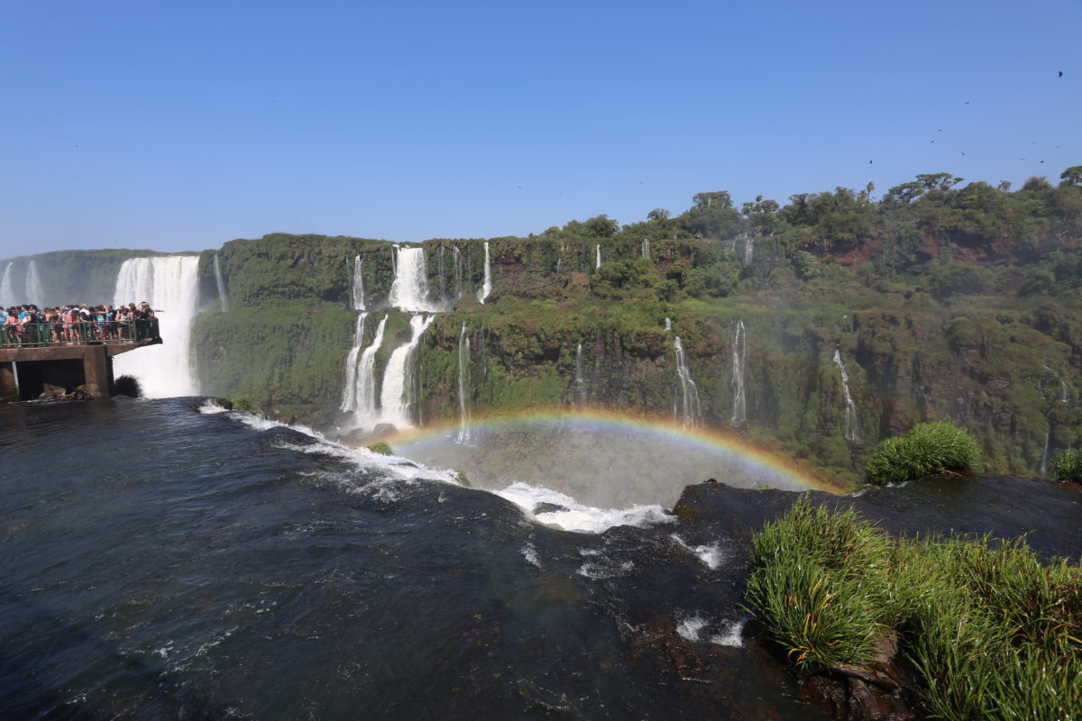 What to see in Iguazu Falls National Park in Brazil