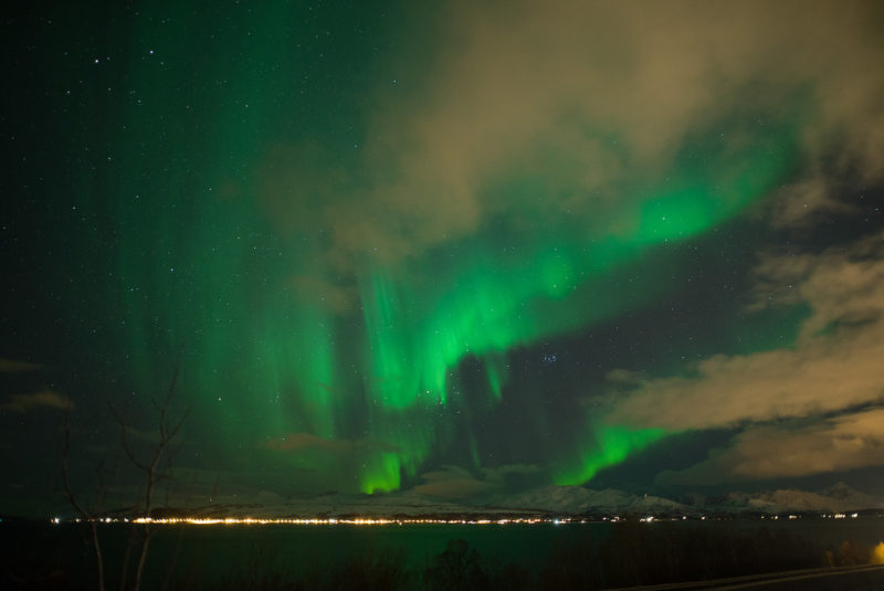The Best Places To See The Northern Lights in Norway This Winter