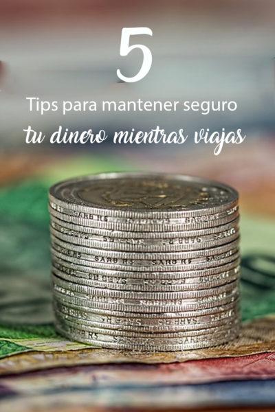 5 tips para llevar dinero en un viaje