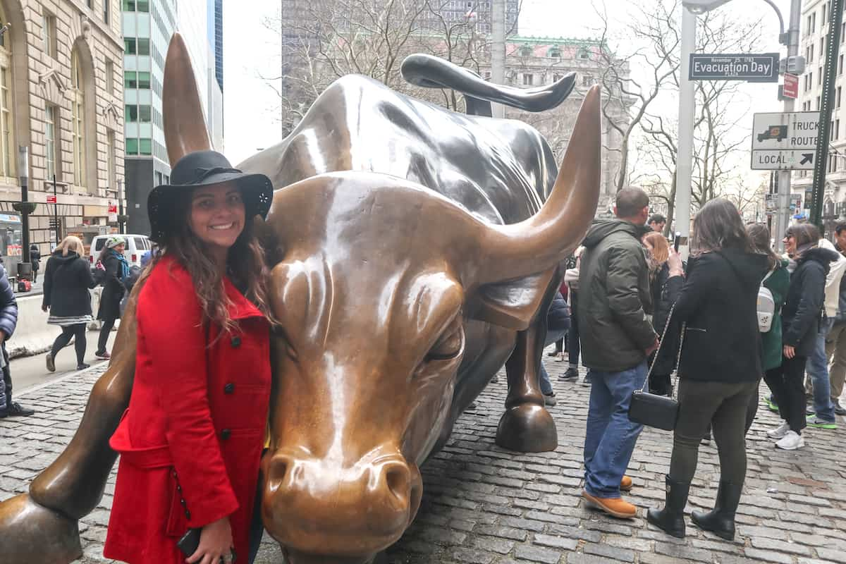 The Wall Street Bull