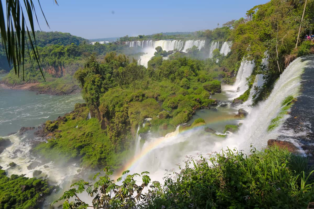 Important information for your visit to Iguazu Falls from Argentina and Brazil