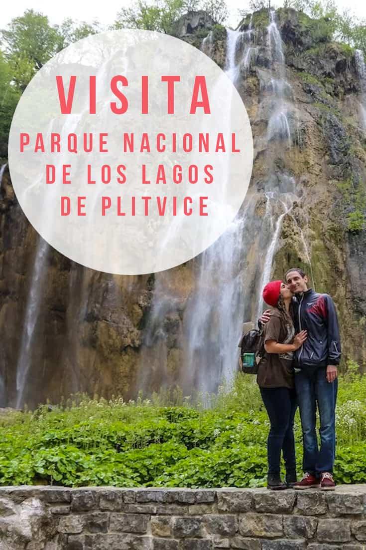 Guía para conocer el parque nacional de Lagos Plitvice