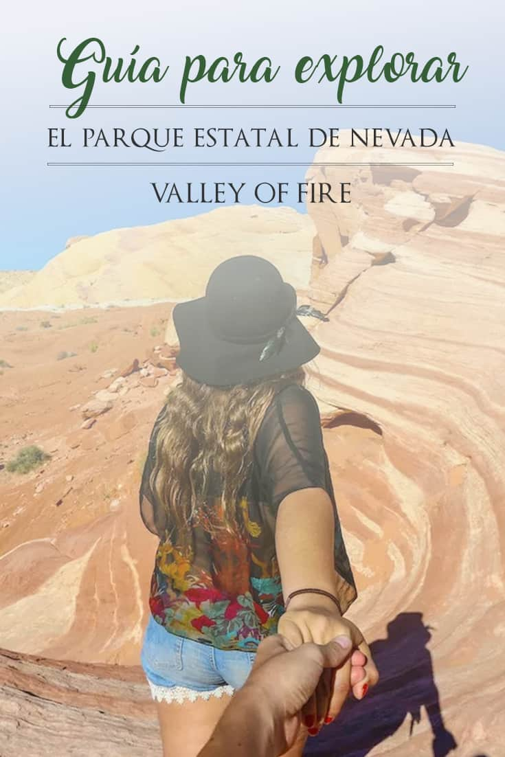 Guía Para Visitar El Valley of Fire State Park en Nevada (Valle del Fuego)