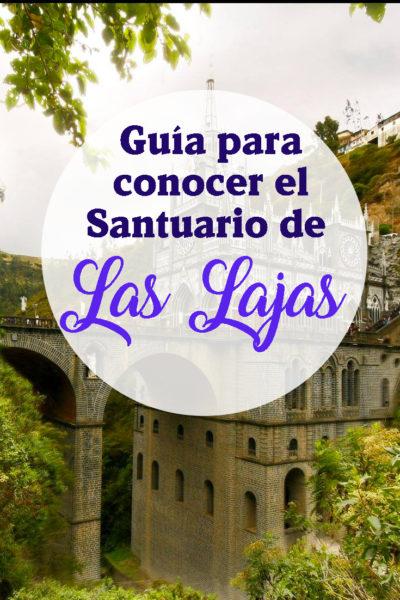 Guía para conocer el la Iglesia de  Lajas