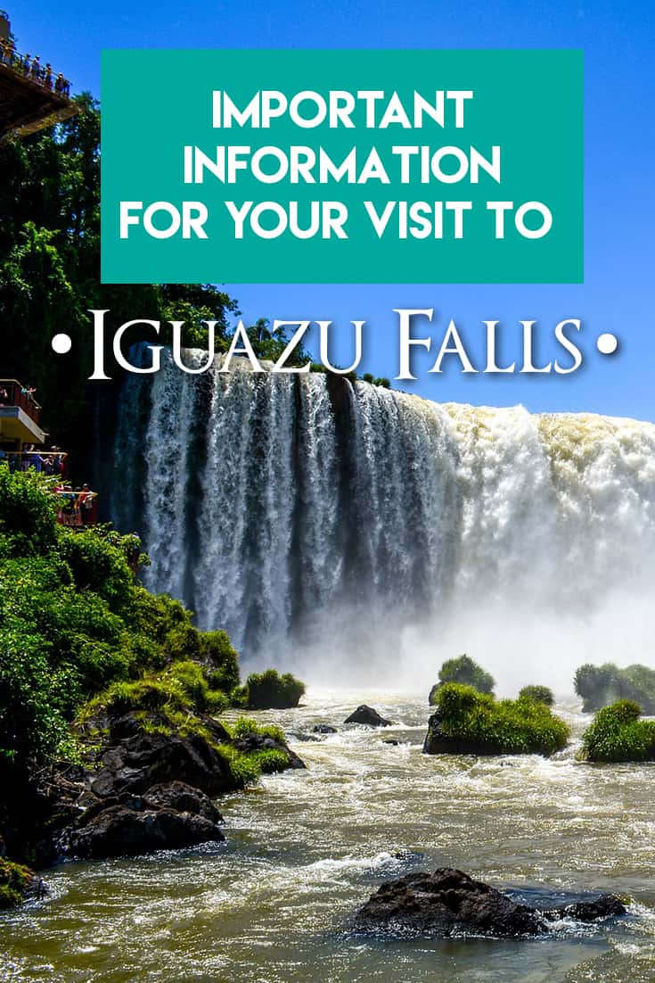Iguazu Falls on the border between Argentina and Brazil are one of the most popular destinations in South America, and for a good reason. Get all the best need-to-knows and nice-to-knows of fun and useful facts for visiting the famous waterfalls!