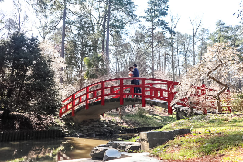 A Romantic Weekend in Durham, North Carolina